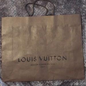 🌴Large Louis Vuitton Shopping Bag